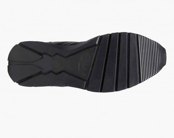 LIAM PUMP - Sneaker in vitello - Nero