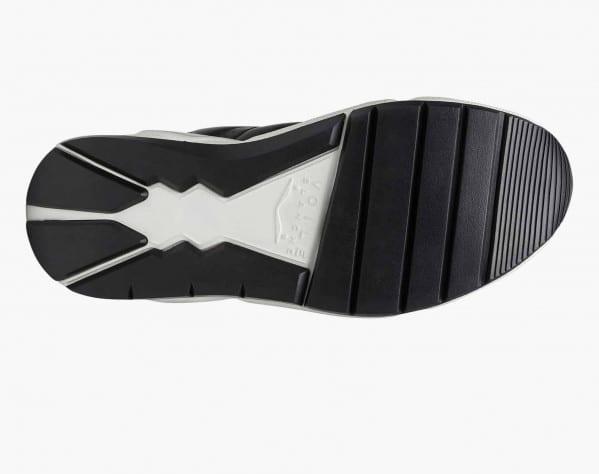 ARPOLH EASY PUMP - Sneaker in vitello con imbottitura - Nero