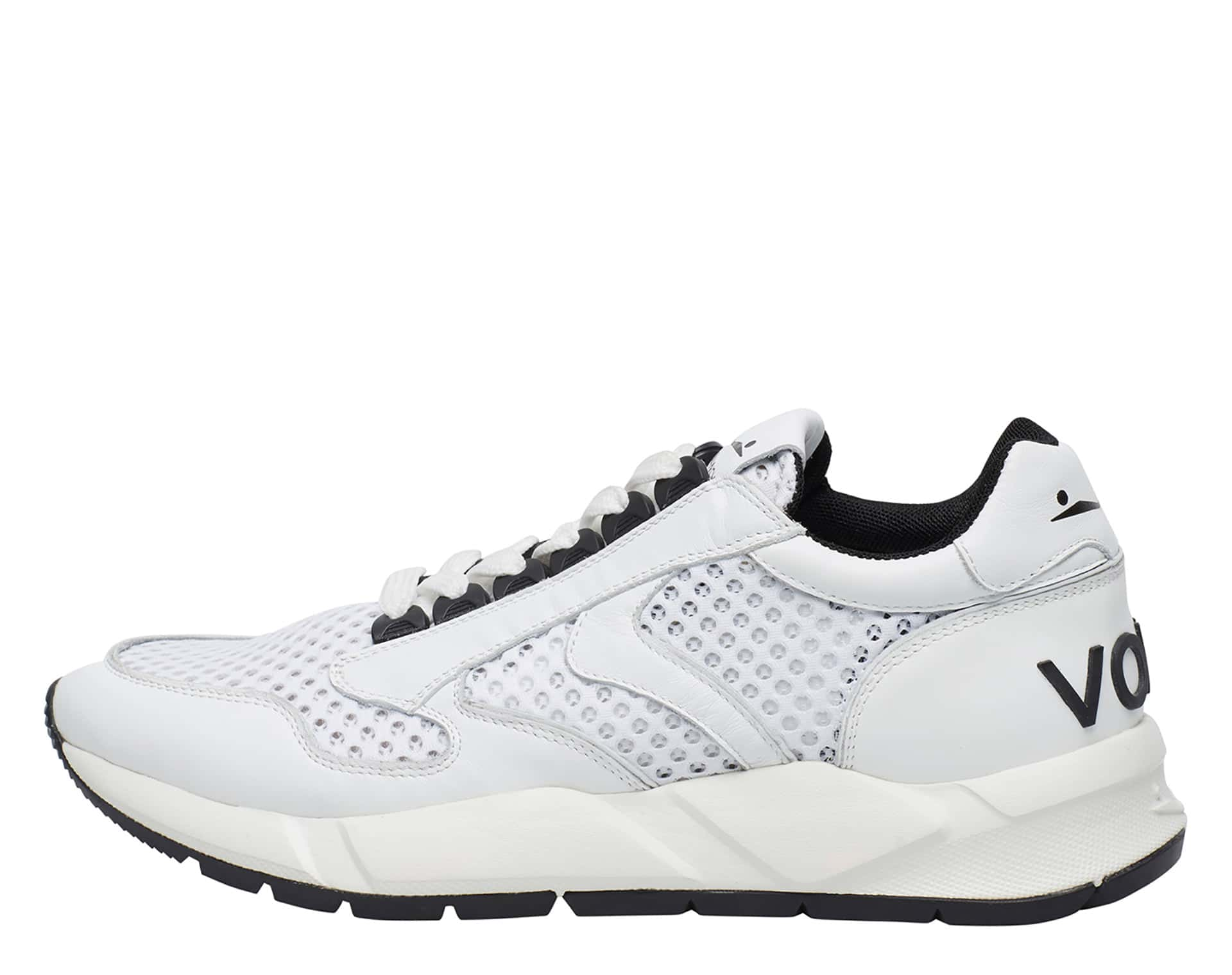 ARPOLH MESH EYELET - Sneakers in pelle e rete - Bianco