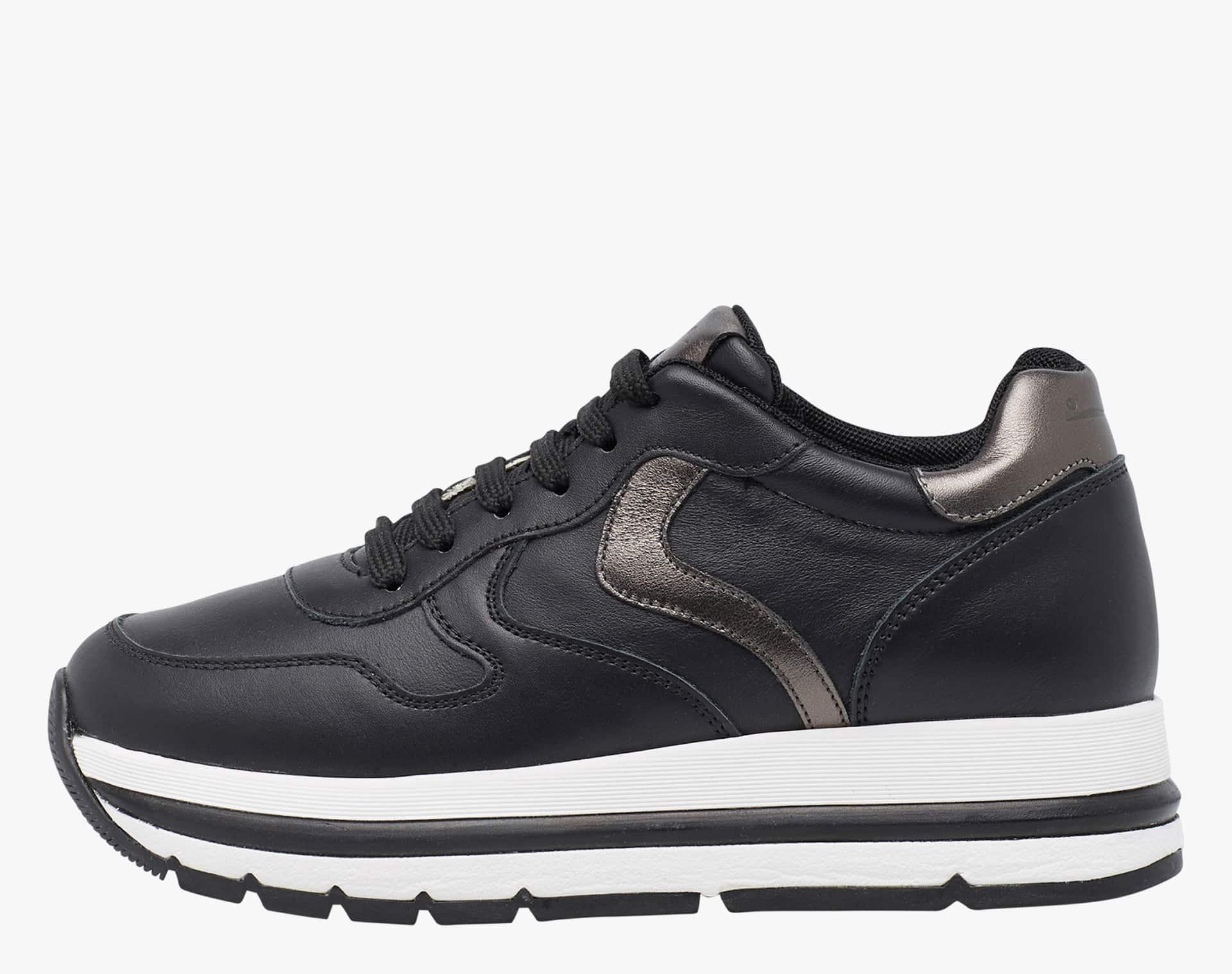 MARAN - Sneaker in vitello - Nero