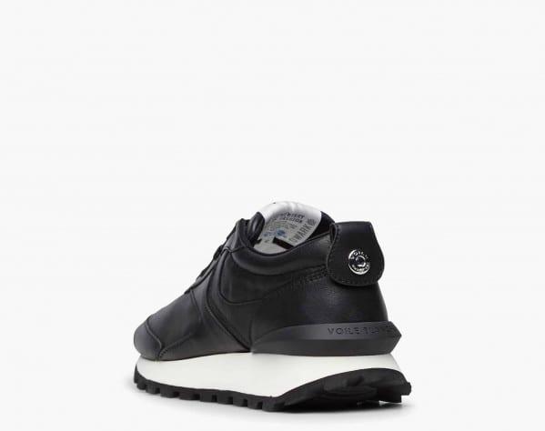 QWARK MAN - Calfskin sneakers - Black