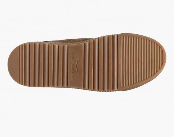 FIT - Suede sneakers - Beige