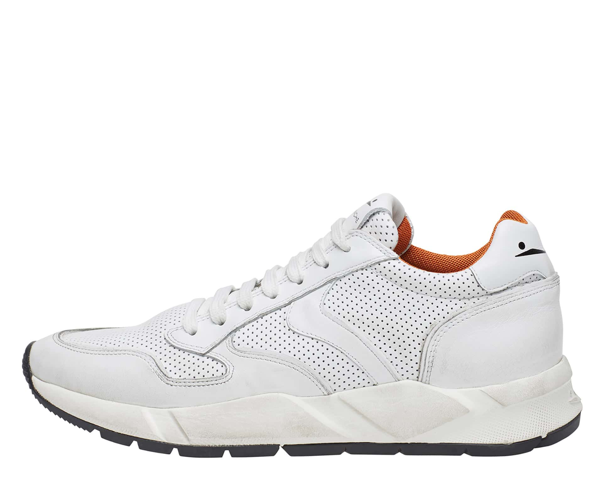 ARPOLH EASY - Leather sneakers - White