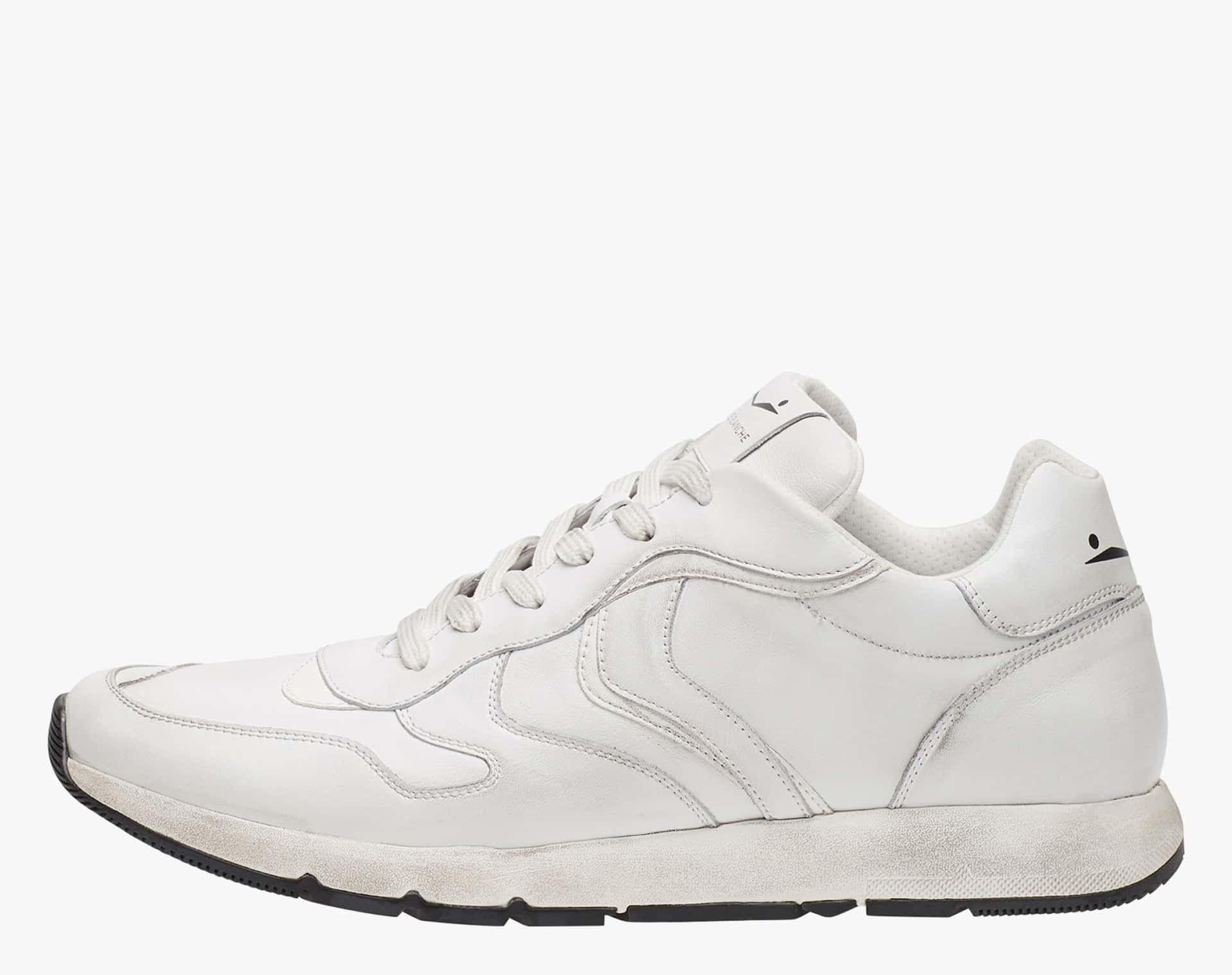 JAVE - Leather sneakers - White