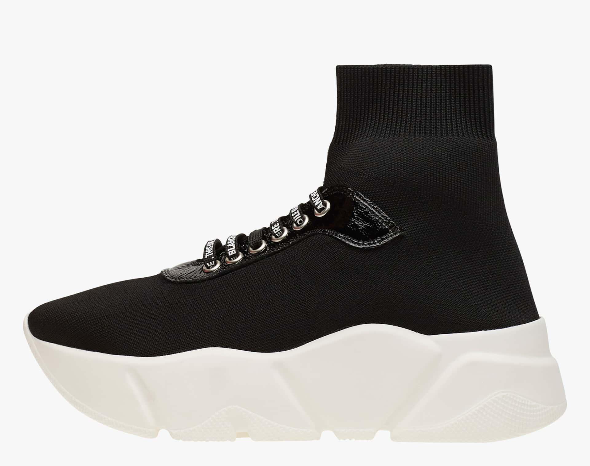 CREEP POP - High sneakers - Black