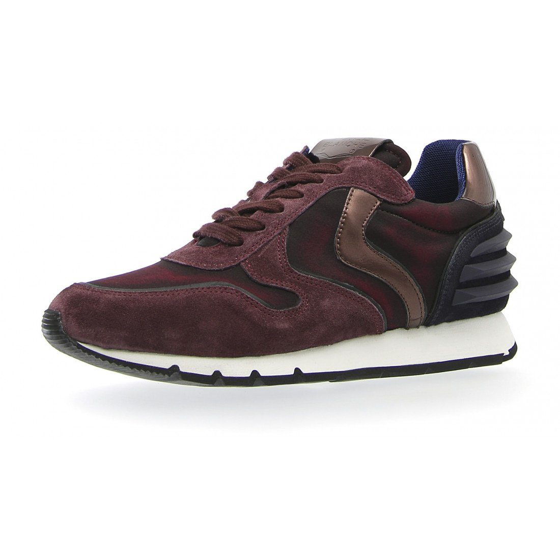 Voile Blanche JULIA POWER - Sneakers - Bordeaux dceb64e406c